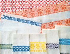 Inspiration 5 (Swedish Weaving)