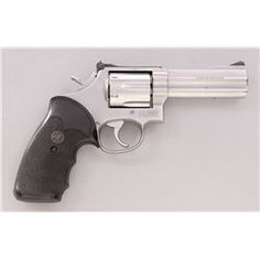 Smith & Wesson Model 686 Double Action Revolver