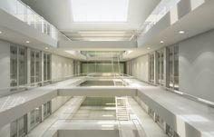 Lighting the Atrium - Cinema 4D Tutorial on Vimeo