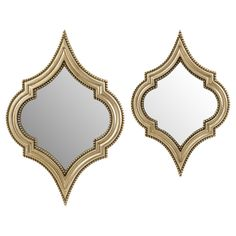 ༻❁༺ ❤️ ༻❁༺ 2-Piece Marietta Wall Mirror Set | Joss & Main ༻❁༺ ❤️ ༻❁༺