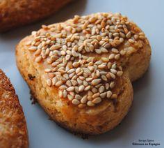 Mantecado, un biscuit sablé espagnol avec du saindoux