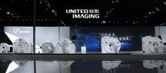 United Imaging Healthcare booth by VAVE at CMEF 2016, Shanghai – China » Retail Design Blog