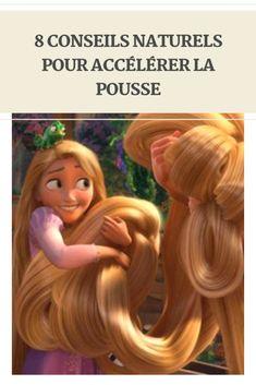 8 conseils naturels pour accélérer la pousse des cheveux