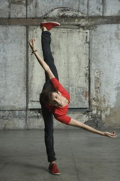 Contemporary dance- how even the heck do you do this?!?!?!