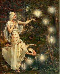 The Fairy Paintings Art Gallery:The Celtic Faerie Art of Howard David Johnson featuring Fairy Paintings, Fairy Drawings & Digital Fairy Art Images Esthétiques, Fairy Paintings, Realistic Paintings, Fantasy Paintings, Oil Paintings, Mermaid Paintings, Realistic Drawings, Fairy Drawings, Mermaid Drawings