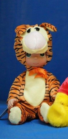 "Tigger from Winnie the Pooh  Disney Precious Moments 12"" Doll 4909 #PreciousMoments"