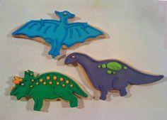 pterodactyl triceratops aptosaurus