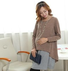 daf764583f 8 Best Fashion for Pregnant Women images in 2018   Long sleeve ...