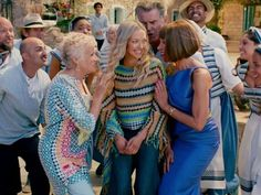 Mamma Mia, Julie Walters, 18th Birthday Party, Pierce Brosnan, Lily James, Pentatonix, Love Movie, Summer Of Love, Passion For Fashion