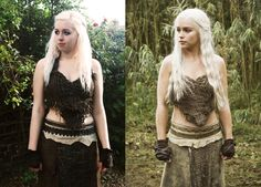 Cosplay Island- khaleesi - Daenerys Targaryen