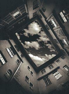 Skywards. S)