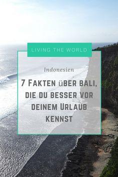 7 hilfreiche Fakten über Bali | Living the World