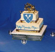 Graduation at Emory Pastry Shop, Specialty Cakes, Celebration Cakes, Cross Stitch Patterns, Wedding Cakes, Graduation, Birthday Cake, Desserts, Beautiful
