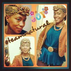 Natural hair Nite-Out, for the India Arie concert 10.3.13 - #teamnatural