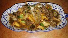 Rindfleisch mit Gemüsen Catering, Beef, Food, Vietnamese Cuisine, Fresh, Meat, Catering Business, Gastronomia, Essen