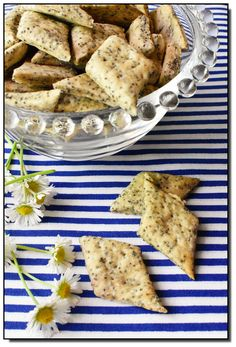 Cooking Recipes, Bread, Cheese, Baking, Poppy, Parties, Food, Bread Making, Fiestas