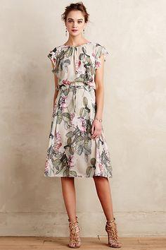 Calamina Dress #anthropologie