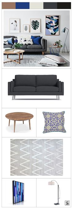 Inspiration from down under, Norsu Interiors out of Melbourne. Products by our friends Apt2B--stylish & affordable
