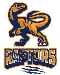 Set of Raptor mascot. Vector of Set of Raptor mascot, complete with text and cla , Spinosaurus, Animal Symbolism, Vector Logo Design, Marken Logo, Dinosaur Art, Game Logo, Logo Design Inspiration, T Rex, Illustrations