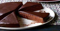 Σοκολατόπιτα ψυγείου