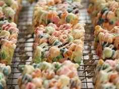 Mike's Crispy Treats recipe from Ree Drummond via Food Network