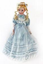 """Кукла фарфор 16"""" Эмили"""