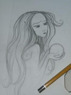"""""""pearl"""" 2013 Pearls, Female, Artwork, Work Of Art, Beads, Beading, Pearl, Pearl Beads, Gemstones"""