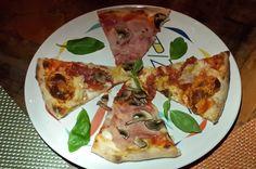 pizza slices tierra y fuego   - Costa Rica