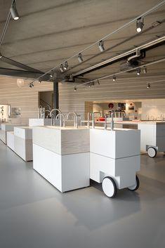 Gallery of Quooker Company Innovative Workspace / Studio INAMATT - 17
