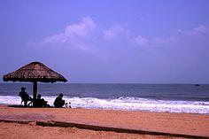 Cherai Beach, Kerala, India #Cheraibeach #Kerala #India