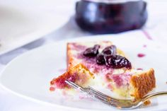 French Yogurt Cake Recipe (Easy and Delicious) - Mon Petit Four Cake Recipe Using Yogurt, French Yogurt Cake, Cherry Syrup, Easy Cake Recipes, Dessert Bars, Cravings, Food To Make, Sweet Tooth, Eat