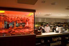 glowbal grill - meat locker