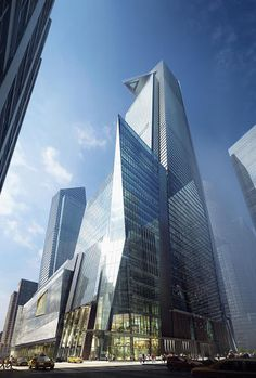 New York's New $20 Billion Neighborhood Of Skyscrapers Is Designed With Millennials In Mind | Co.Exist | ideas + impact