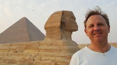 Chris - the one without the big nose is the ancient monument. Actually so are the others...