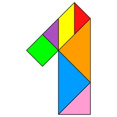 Tangram One - Tangram solution - Providing teachers and pupils with tangram puzzle activities Kids Learning Activities, Sensory Activities, Kindergarten Activities, Math Games, Preschool Activities, Father's Day Games, Tangram Puzzles, Learning Through Play, Math Worksheets