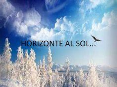 PENSAMIENTOS: HORIZONTE AL SOL...