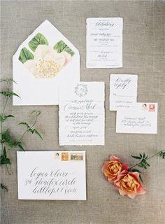 Πώς ένας απλός φάκελος αποκτά ενδιαφέρον - Γάμος - Προσκλήσεις - in.gr