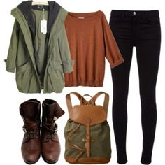 Mmm. Autumn Clothes.