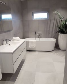 Bathroom decor, Bathroom decoration, Bathroom DIY and Crafts, Bathroom Interior design Bathroom Toilets, Bathroom Renos, Laundry In Bathroom, Bathroom Flooring, Bathroom Renovations, Bathroom Ideas, Bathroom Grey, Bathroom Inspo, Bathroom Designs