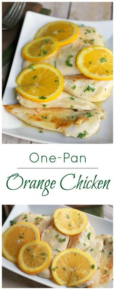 Not only is this One-Pan Orange Chicken a 30-Minute Easy Dinner, yet it's one that requires few ingredients.