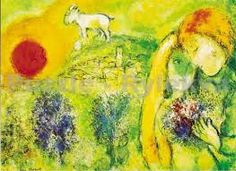 Marc Chagall - puzzle