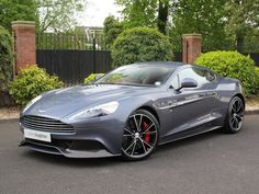 Aston Martin Vanquish 2013... It may not be the best but it certainly is the most beautiful modern car...