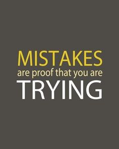 Startup.gr - Mistakes are Proof that you are Trying