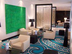 Größte Hotelrenovierung in Deutschland seit den 50er Jahren - Tetris-db The Fifties, Refurbishment, Germany