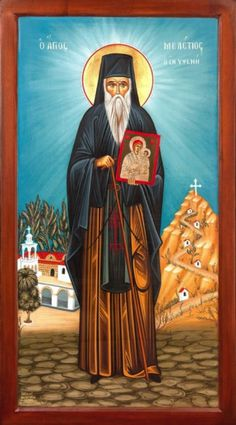 On Tuesday, November 27, 2013, the Sacred and Holy Synod of the Ecumenical Patriarchate decided the formal inclusion in the List of Saints of the Orthodox Church of elder Porphyrios of Kafsokalivia and of venerable Meletios of Lardos.