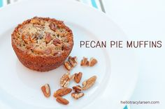 Pecan Pie Muffins fo