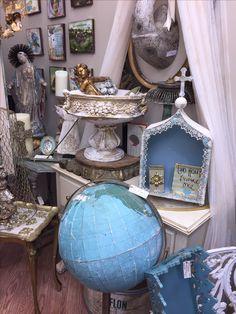 Frisco Mercantile  #friscomercantile Treda's Originals #tredasoriginals  #vignette #display #homedecor #shoplocal #vignette #shopdisplay #amazing