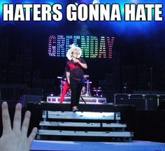 more GD memes. Tre Cool, haters gonna hate.