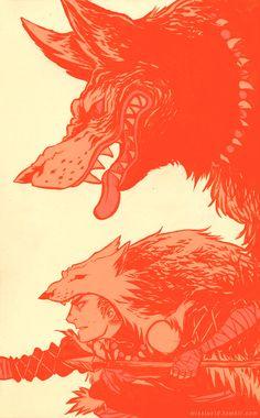Mononoke Sterek
