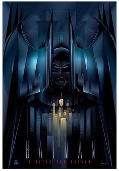 Batman - Orlando Arocena
